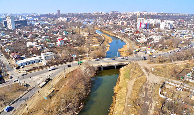 Моисеевский мост. История моста