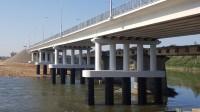Відкриття руху по реконструйованому мосту через р. Дністер у Львівській області