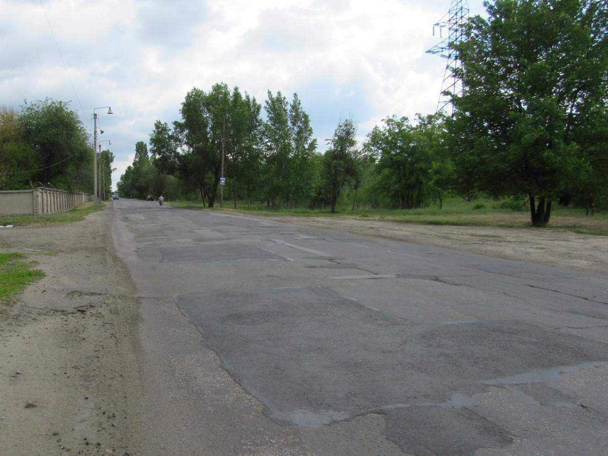 Текущий средний ремонт автомобильных дорог общего пользования государственного значения в Луганской области